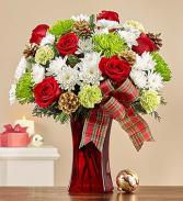 Holiday Magic Christmas Flowers
