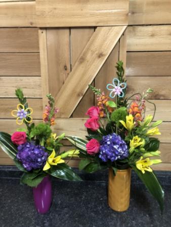 Professional Admin Arrangement Cut flowers