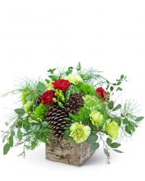 Holiday Mode Flower Arrangement