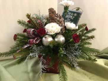 Holiday Ornament Arrangement Arrangement