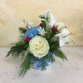 Holiday Ornament Keepsake Christmas