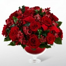 Holiday Peace Bouquet by Vera Wang holiday
