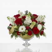 Holiday Peace Bouquet by Vera Wang