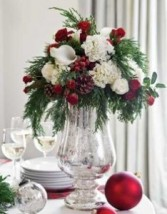 Holiday Perfection ***Vase may vary