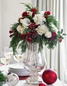 Holiday Perfection ***Vase may vary