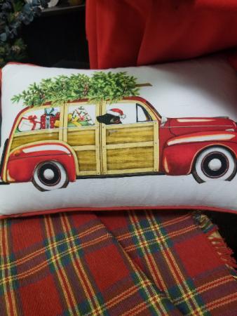 Holiday Pillow Fun