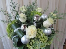 Holiday Romance Vase Arrangement