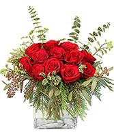Holiday Sensation Bouquet