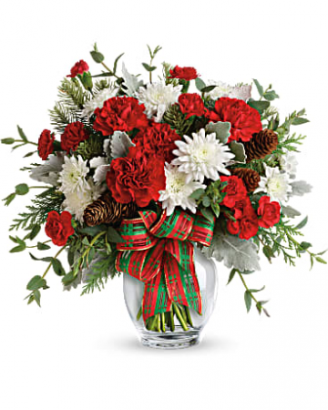 Holiday Shine Bouquet Holiday