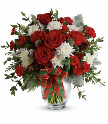 Holiday Shine Bouquet TWR14-5B