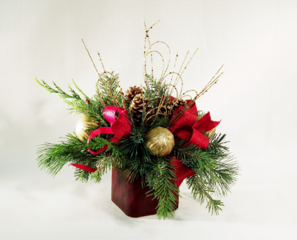 Holiday Sparkle  Bouquet