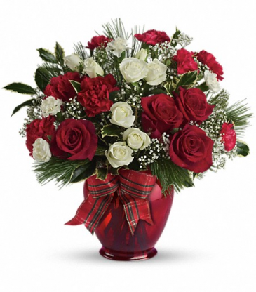 Holiday Spendor Bouquet