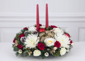 Holiday Spirit Table Centerpiece