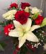 Magical Christmas Floral Design