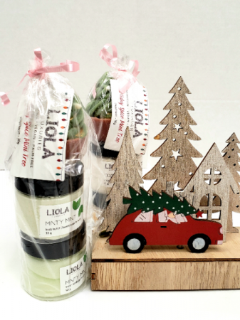 Holiday Stocking Stuffers Liola Luxuries - Artisan Vegan Bath Products
