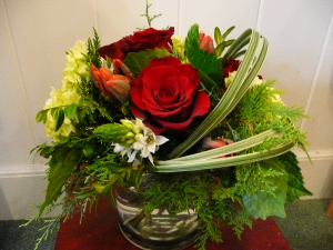 Holiday Surprise  in Easton, CT | Felicia's Fleurs