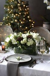 Holiday Table Centerpiece Workshop   December 18th WEDNESDAY   6:30PM - 8PM   IN OUR STUDIO   427 SPEER'S ROAD #19