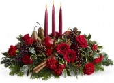 Holiday Tradition Centerpiece