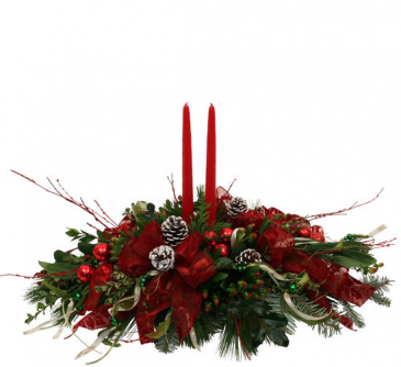 Holiday Tradition Table Centerpiece