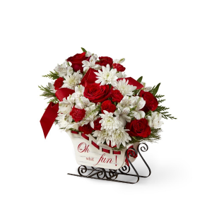 Holiday Traditions™ Bouquet  in Saint Cloud, FL | Bella Rosa Florist