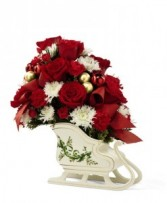 Holiday Traditions™ Bouquet Christmas Arrangement
