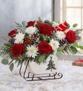 Holiday Traditions Bouquet holiday