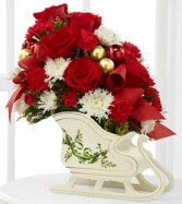 Holiday Traditions Christmas Arrangements