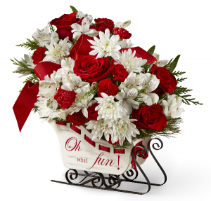 Holiday Traditions FTD ARRANGEMENT in Saint Louis, MO | SOUTHERN FLORAL SHOP