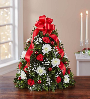 HOLIDAY TREE  in Camp Pendleton, CA | CAMP PENDLETON FLORIST