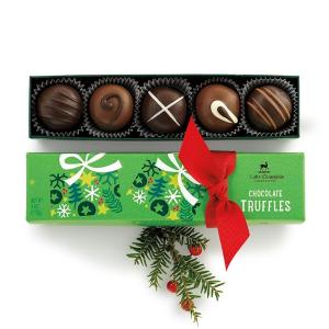 Holiday Truffles  in Easton, CT | Felicia's Fleurs