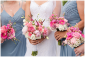 Holiday Valley Wedding Bouquets