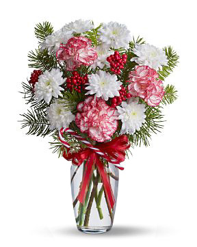 Holiday Wishes Arrangement