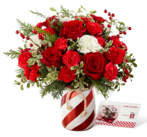 Holiday Wishes FTD Arrangement