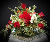 Holiday with roses with  phlox
