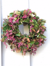 Holiday Wreath 16 inches in length (preorder)