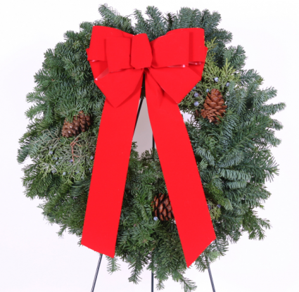 SOLD OUT Holiday Wreath  22