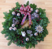 Holiday Wreath  Holiday Wreath