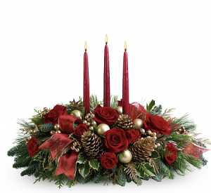 Holidays Aglow  in Oakville, ON | ANN'S FLOWER BOUTIQUE-Wedding & Event Florist