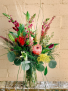Hollie's Designers Choice - Moody Edge  Fresh Flower Arrangement
