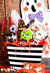 Halloween Box of Goulies Candy