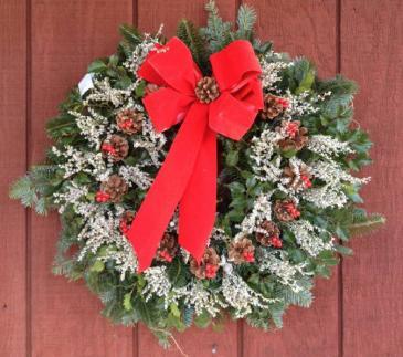 Holly Wreath W2