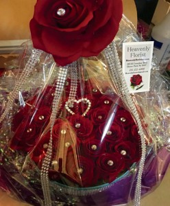 Mom your my diamond  Rose Box in Ozone Park, NY | Heavenly Florist
