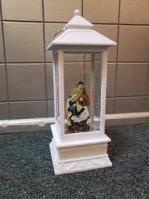 Holy Family Water Lantern