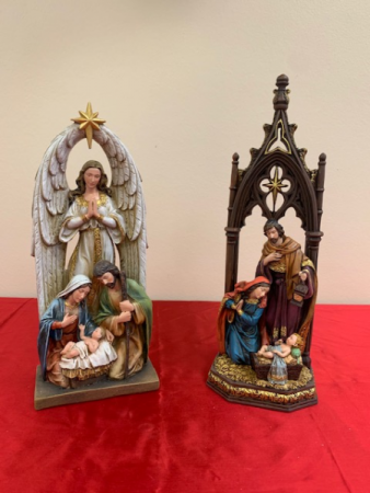 Holy Family with Angel  Christmas Products