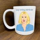 Holy Forking Shirtballs! The Good Place Mug