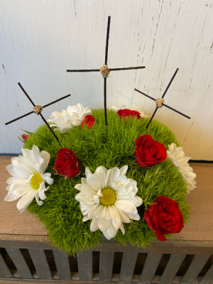 Holy Week  in North Platte, NE | PRAIRIE FRIENDS & FLOWERS