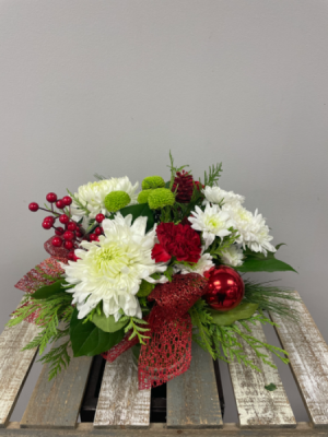 Home For Christmas   in Etobicoke, ON | THE POTTY PLANTER FLORIST