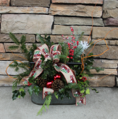 Home for the Holidays Christmas Arrangements