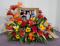 Home for the Holidays personalized centerpiece