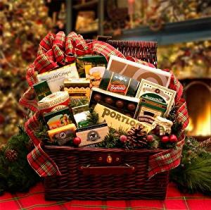 Home & Hearth Fireside Holiday Hamper